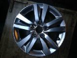 "2014 PEUGEOT 308 GENUINE OEM 16"" 5 TWIN SPOKE ALLOY WHEEL 9677989577"